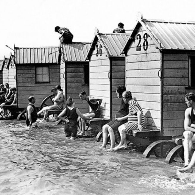 Alison Francis Lifehacker   Beach life, Photo, Victorian era