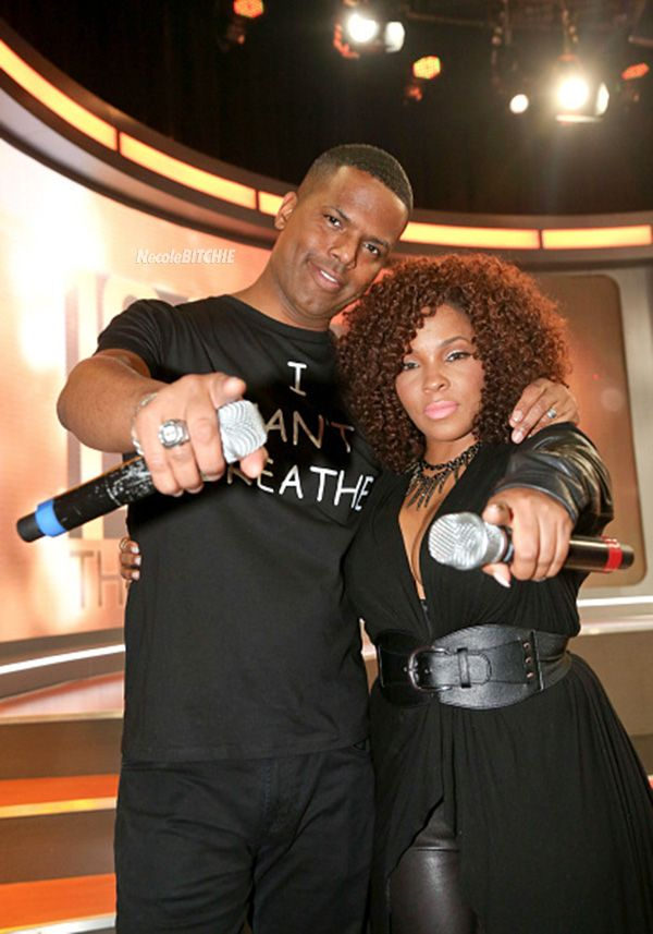Aj Free On 106 Park S Final Show It S The End Of Music Television See Pics From Final Taping Black Entertainment Hip Hop Music Black Music