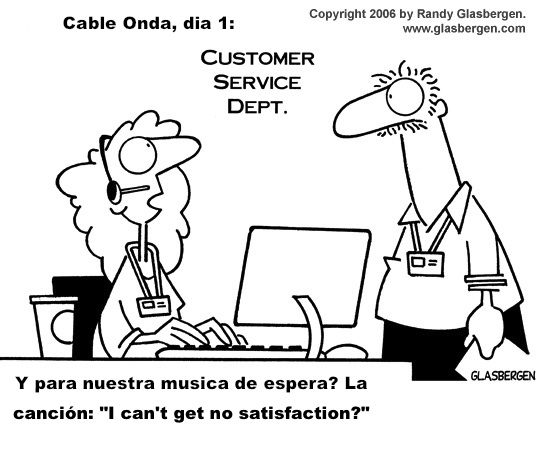 Cable Onda Panama Call Center Hold Music Customer Service Quotes Work Quotes Funny Work Humor