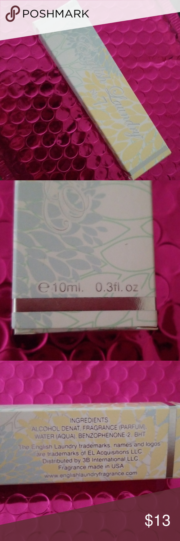 English Laundry No 7 For Her Edt Nwt English Laundry Sephora