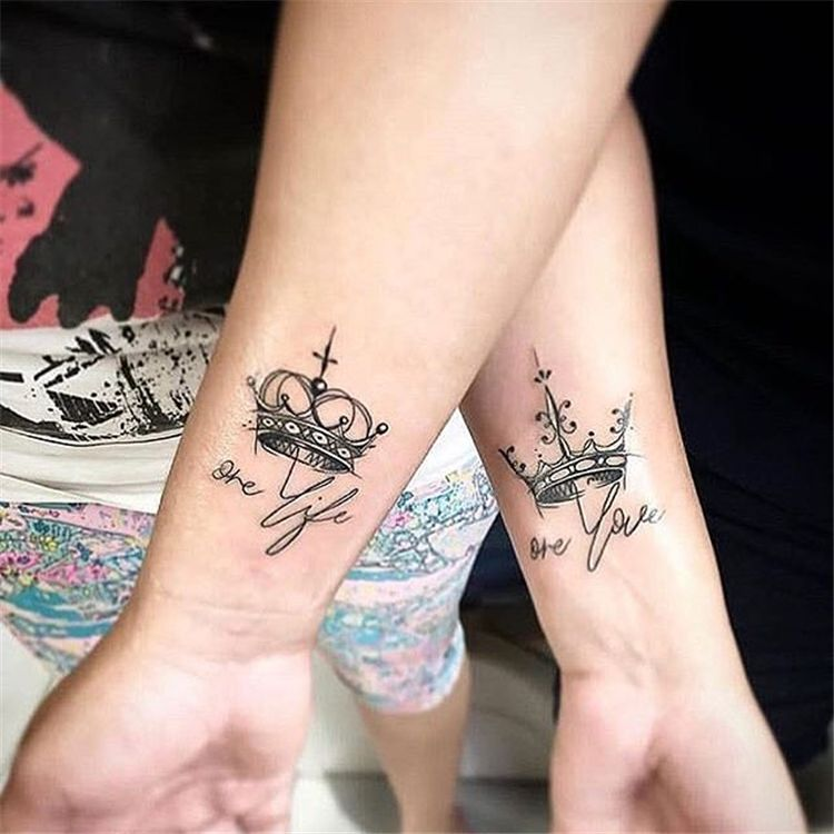 60 Meaningful Unique Match Couple Tattoos Ideas Couples Tattoo Designs Matching Couple Tattoos Couple Tattoos Unique Meaningful
