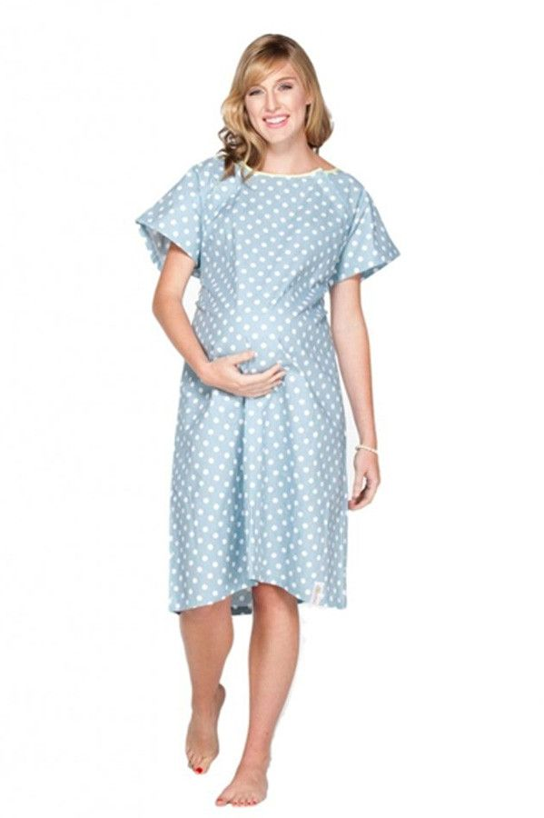 Nicole Gownies Labor & Delivery Gown   Maternity, Hospital ...