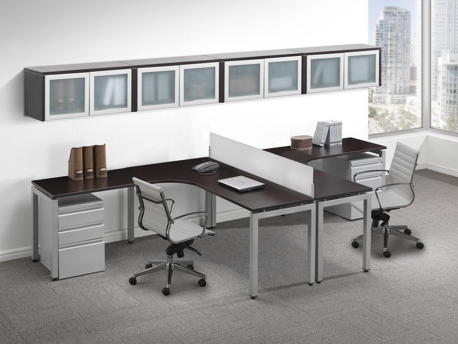 These T Shaped Desks Are Perfect For Home Offices Or Businesses Https Goo Gl Sxfwuh