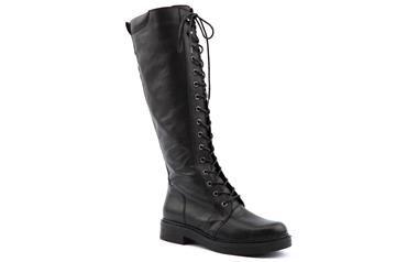 jones bootmaker soldier knee length boots casual boots
