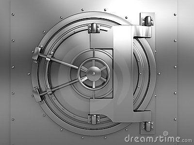 Vault door & Vault door | VBS Agency d3 | Pinterest | Vault doors Vaulting and ...