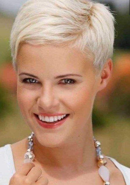 Kurzhaar Frisuren Blond kurzhaarfrisur 28 #Haarschnitte ...