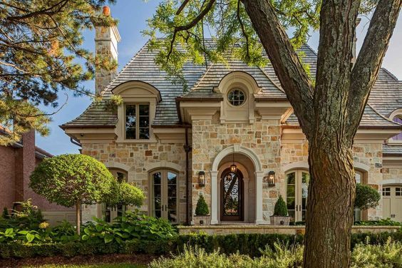 100 french country home exterior design ideas with pictures rh pinterest com Country Home Exterior Ideas H France Country Home Exterior Ideas