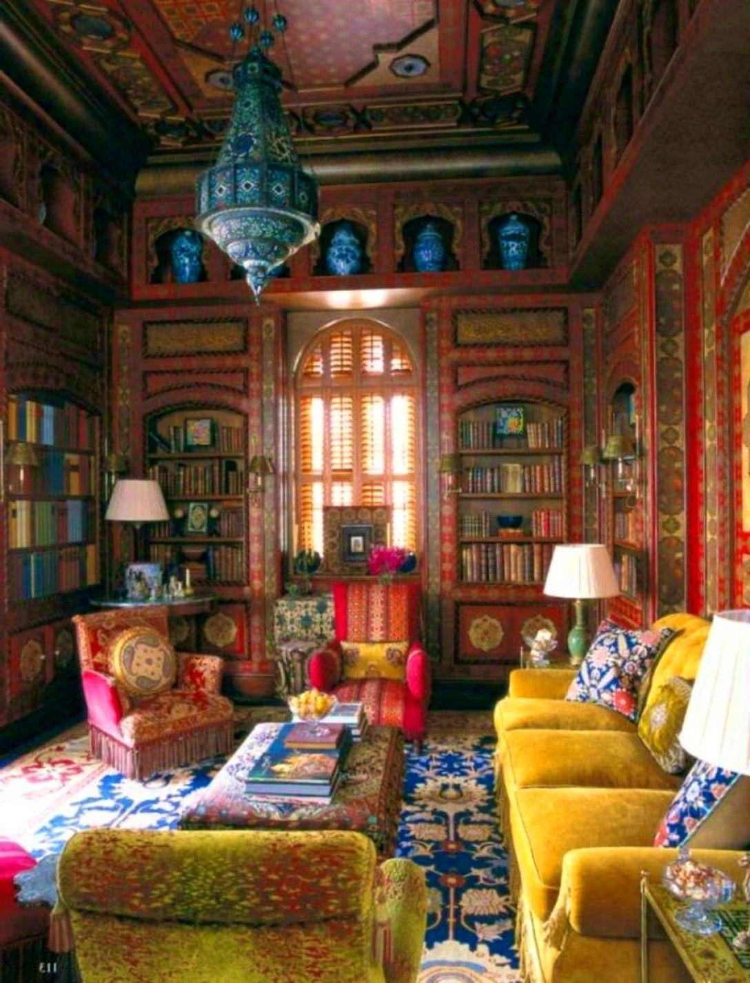 Bohemian Glam Interior Stunning Modern Living Room Ideas Decor Style