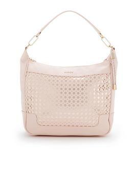 Littlewoods Lipsy metallic shoulder bag €64