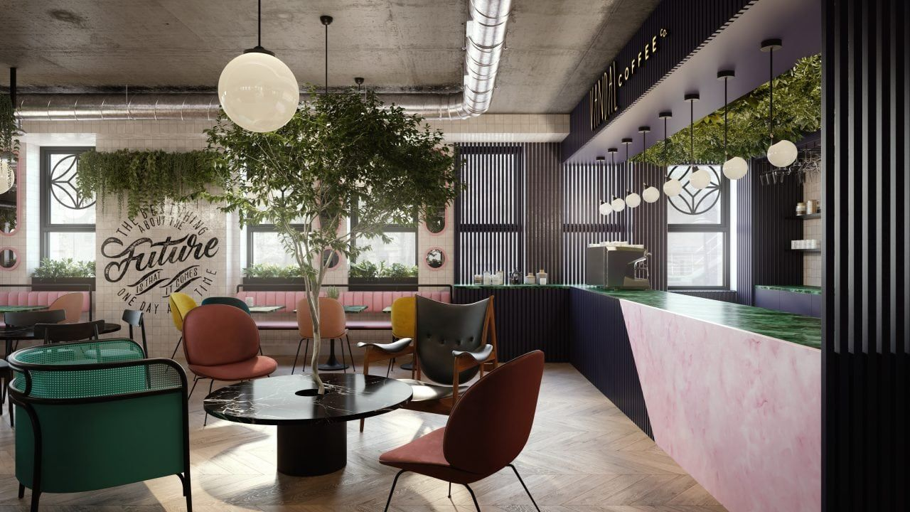 Iconic Offices The Greenway Arquitectura Restaurantes