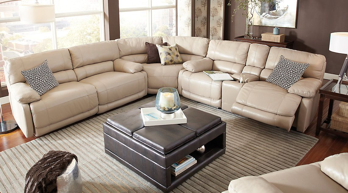 What Goes With A Light Brown Leather Couch