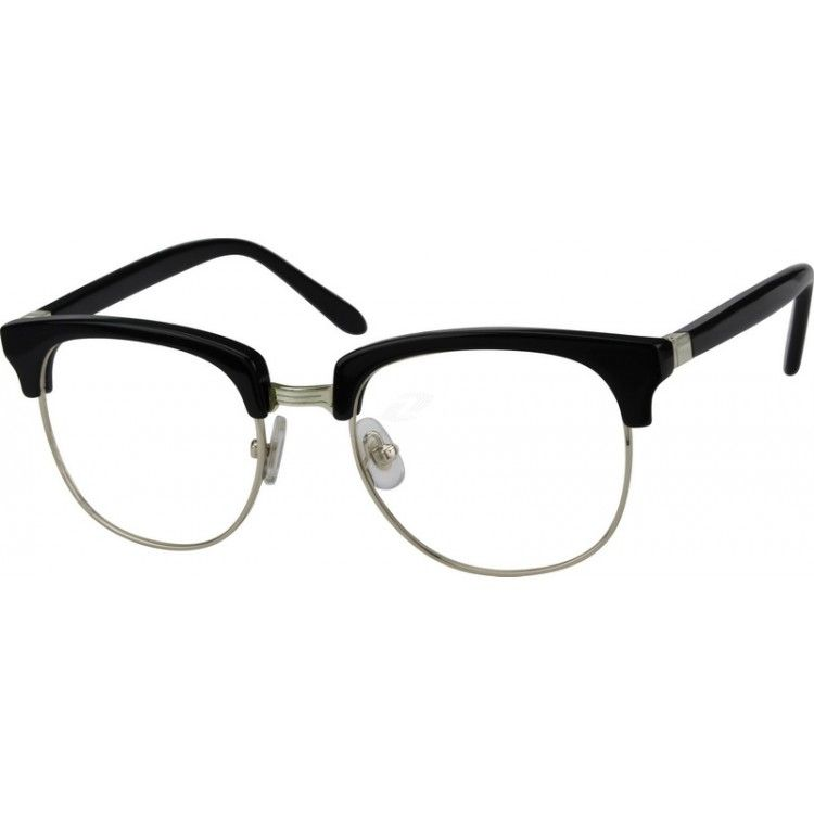 Black Browline Sunglasses #732021 | Zenni Optical Eyeglasses ...
