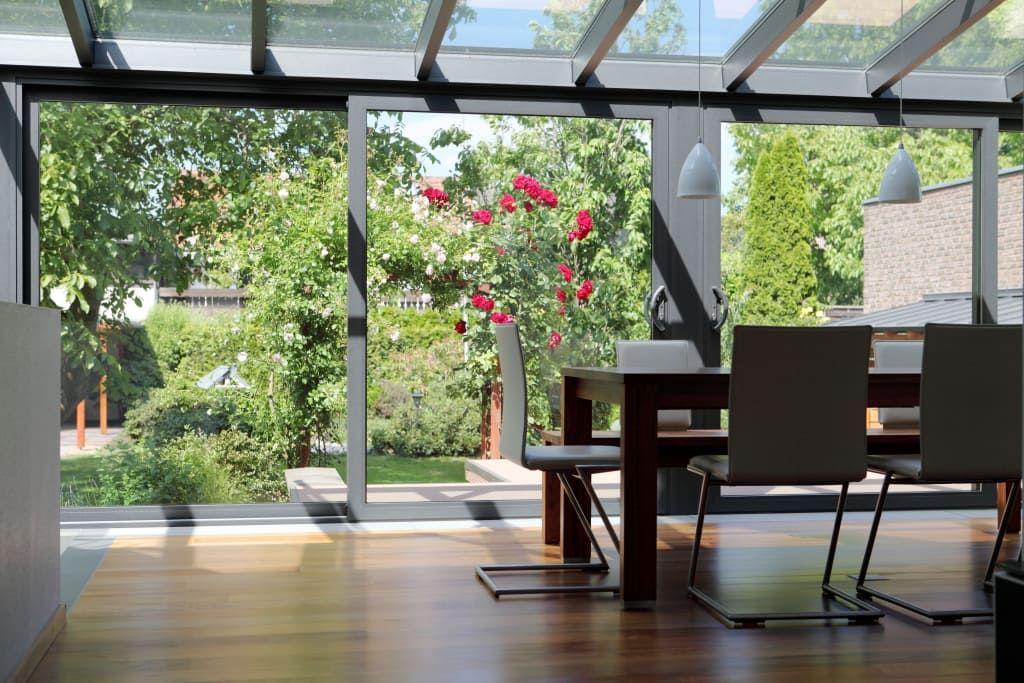 High Quality Foto Di Giardino Du0027inverno In Stile In Stile Moderno : Giardino Du0027inverno
