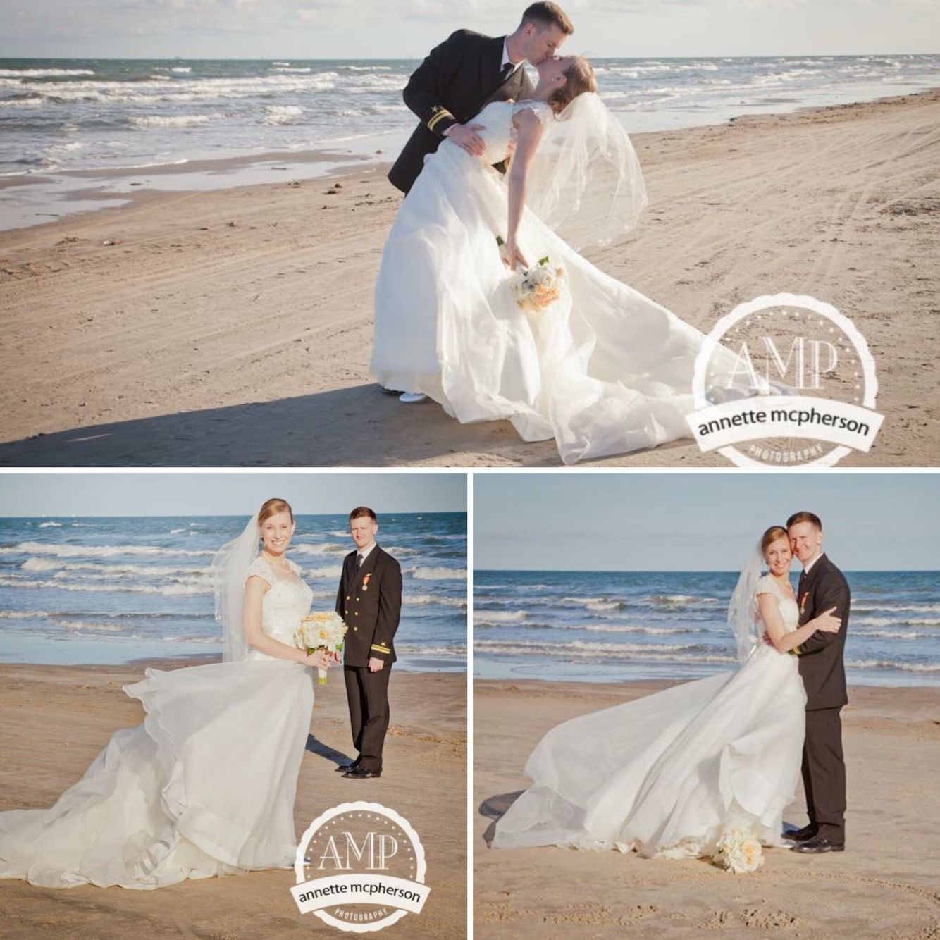 Beach wedding in texas  Spring wedding in Port Aransas TX beachweddings  Beach Weddings