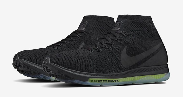 4e8879381f3f Nike Air Zoom All Out Flyknit Triple Black