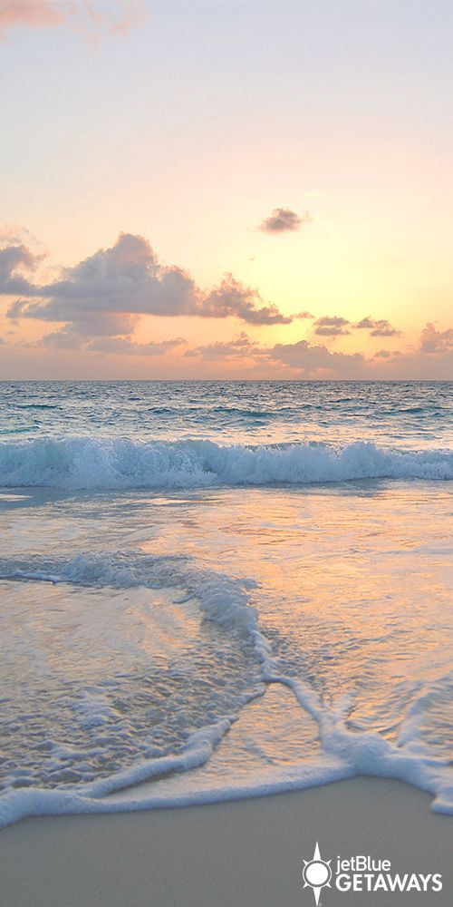 Discover Phenomenal Sunsets Over The Clear Waters Of The