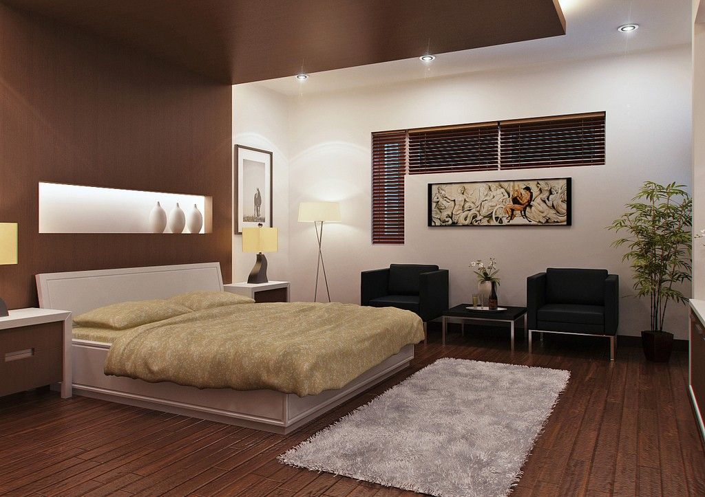 Charmant 10 Beautiful Master Bedroom Design Ideas For Couple   RooHome | Designs U0026  Plans