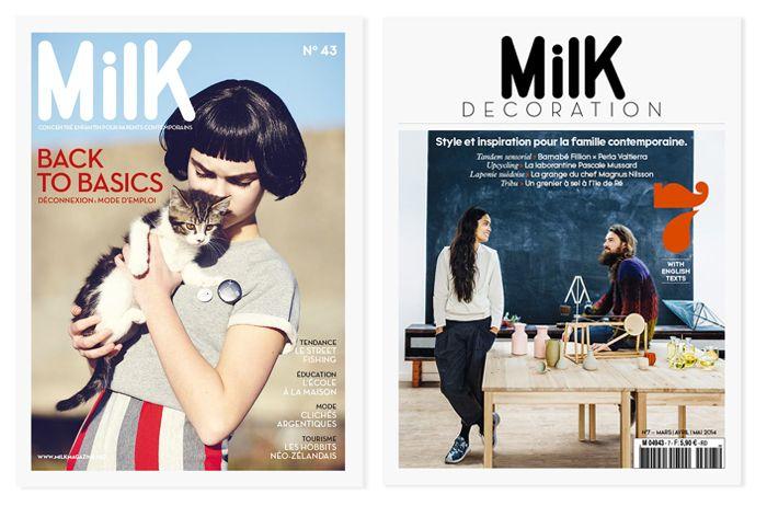 Free Giveaway: Win 3 X MilK DECORATION Magazine + 3 x MilK