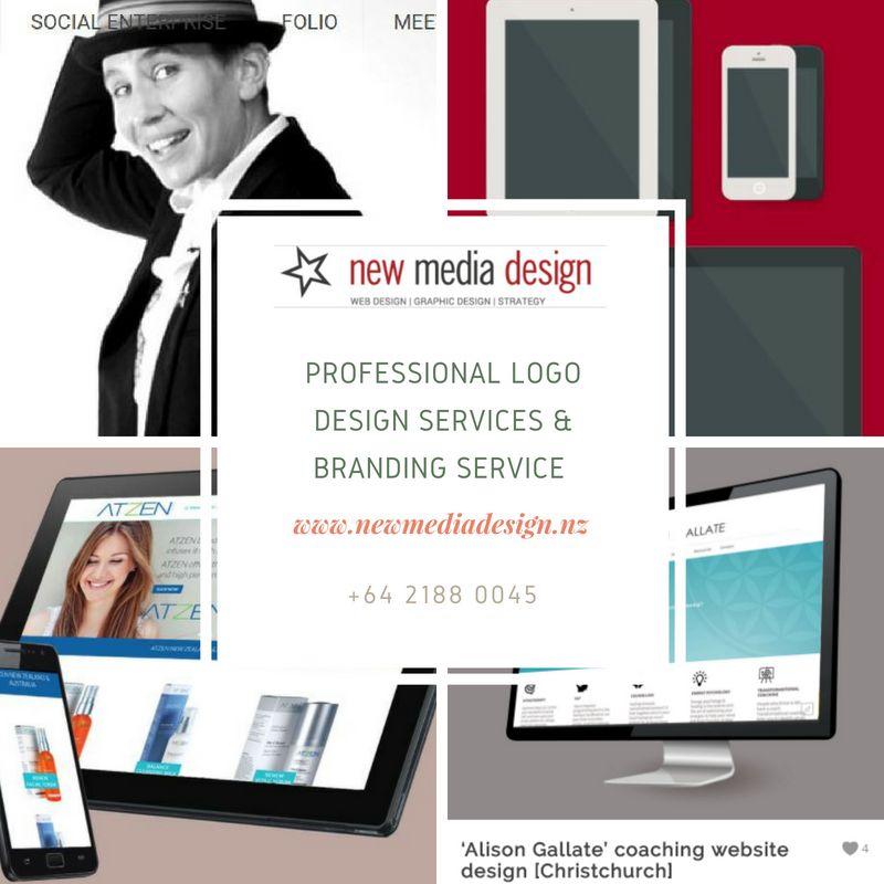 Looking For Stylish Logo Designer New Media Design Provides The Professional Logo Design Services In Professional Logo Design Web Design Logo Design Services