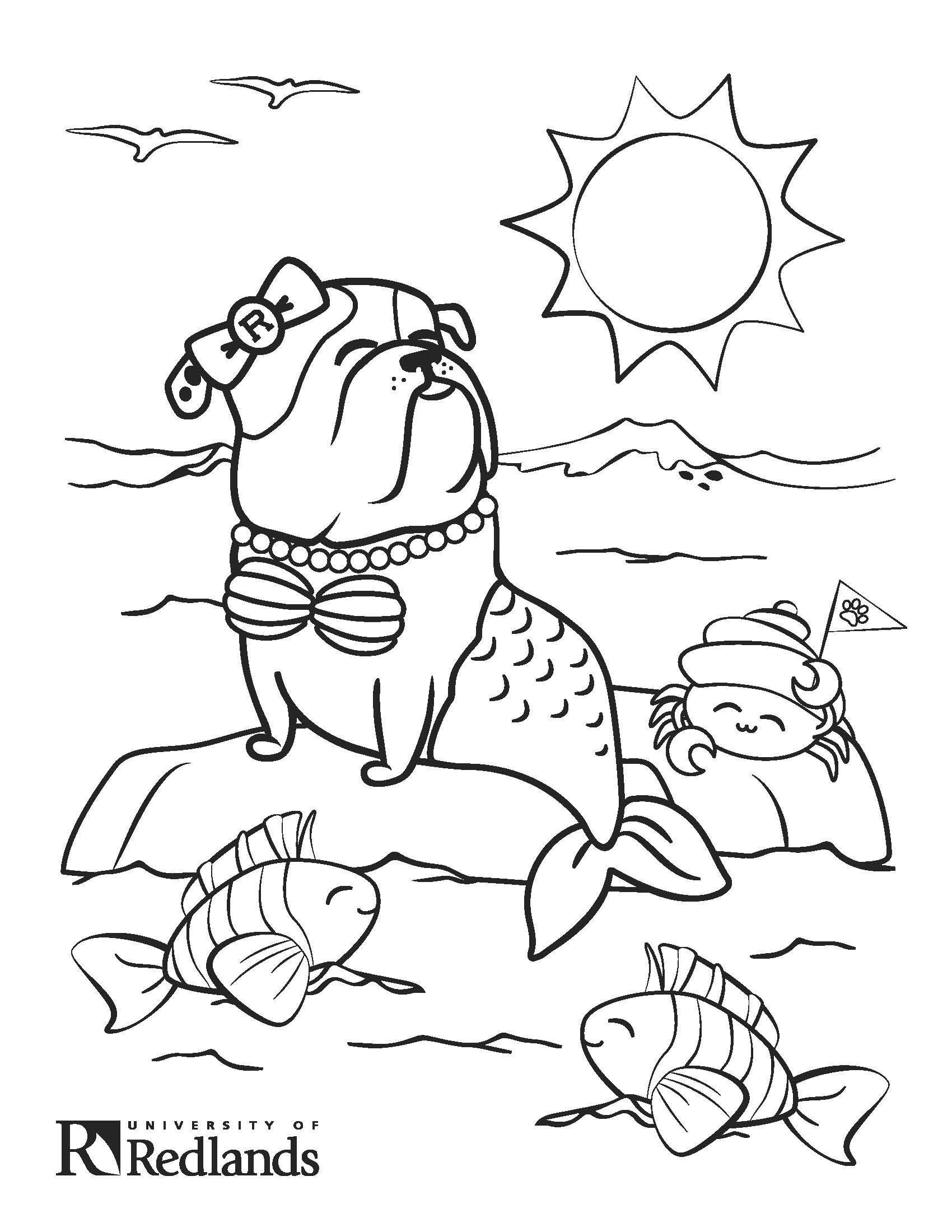 Addie's summer coloring page. (With images) Summer