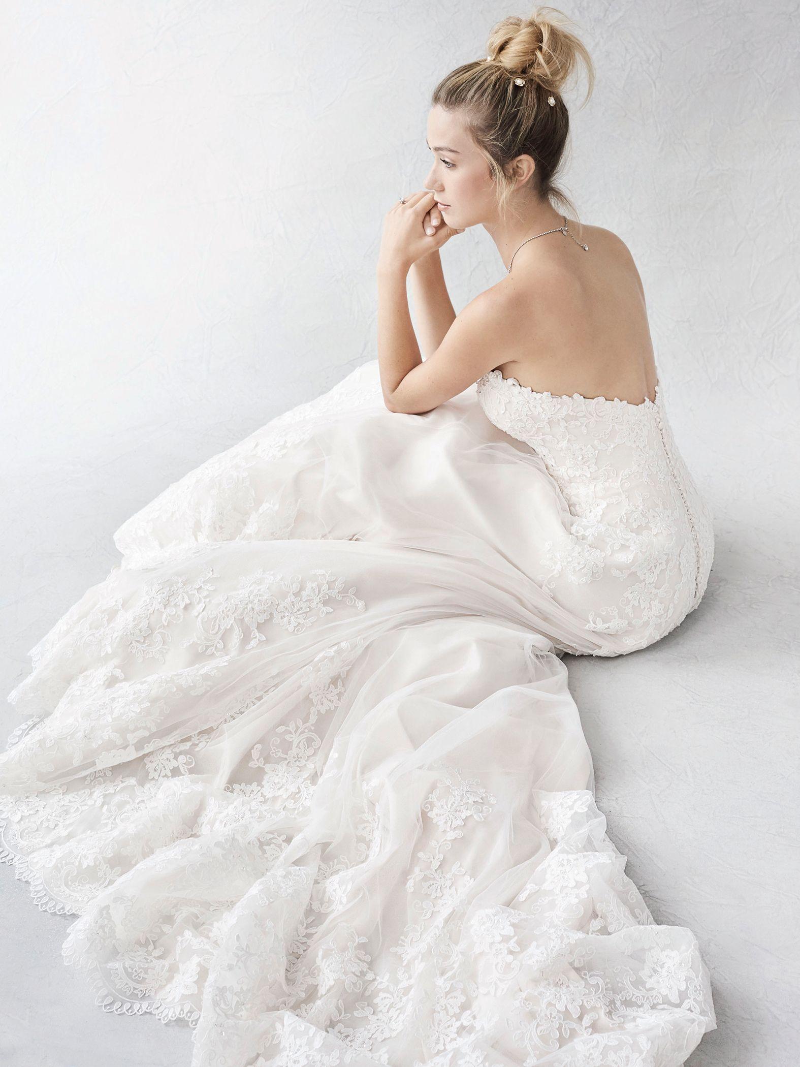 Ella Rosa Style BE388   romantic wedding dress   bridal gown   New ...