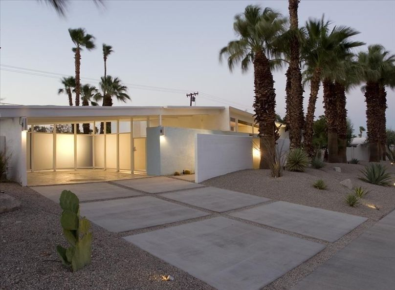 Private Homes Vacation Rental Vrbo 52277 3 Br Palm Springs North House In Ca Mid Century