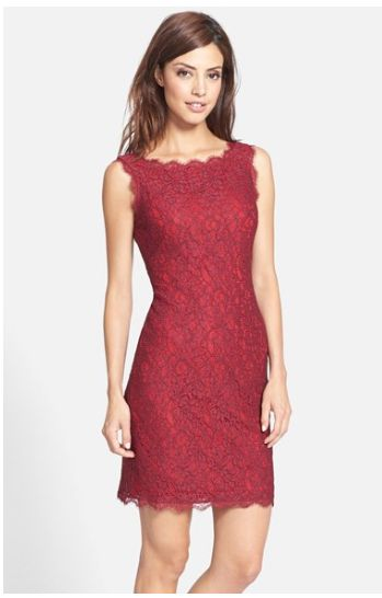 Adrianna Papell dress at Nordstrom