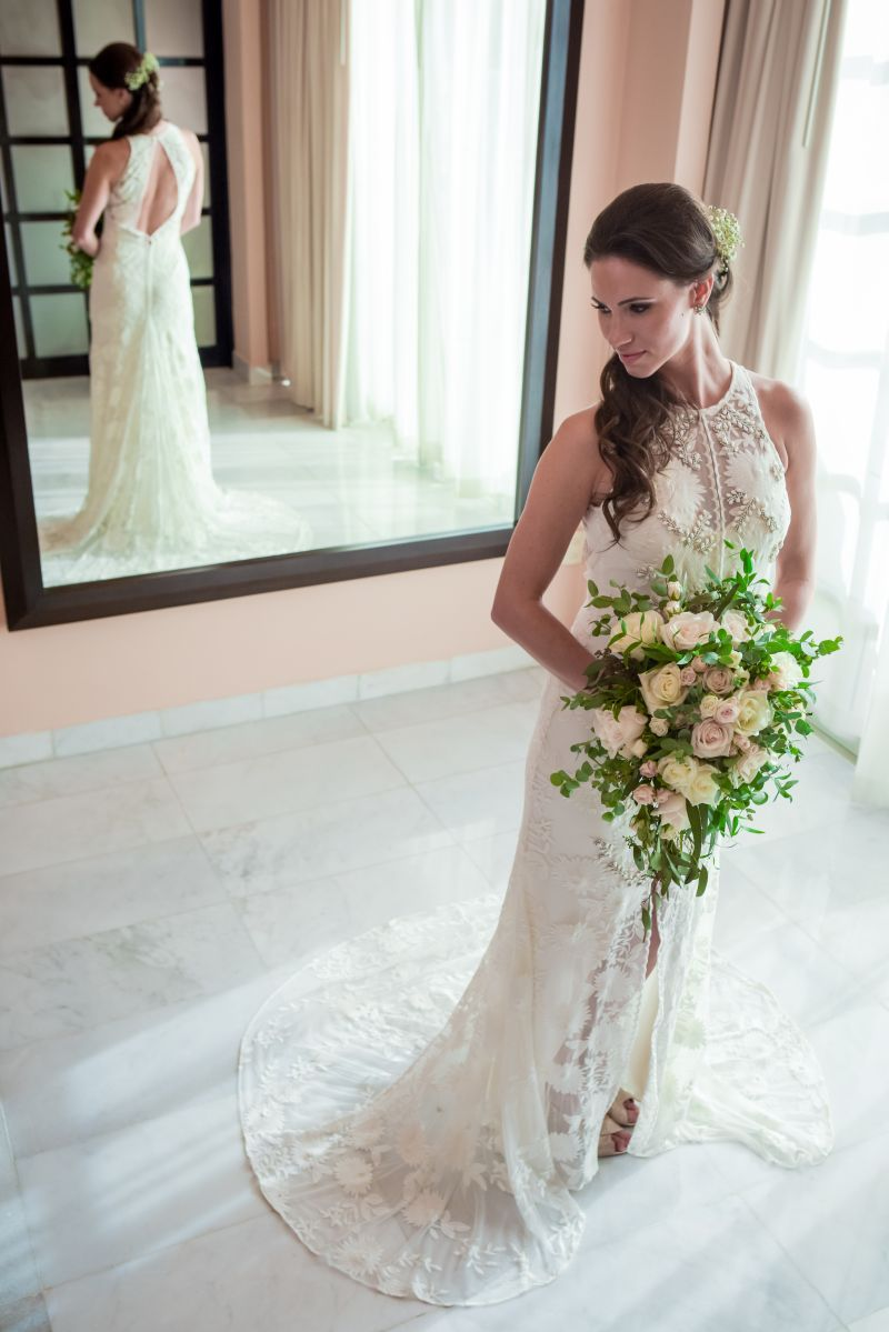 Size 8 wedding dress  Rue De Seine Florence  Size   Used Wedding Dresses  Rue