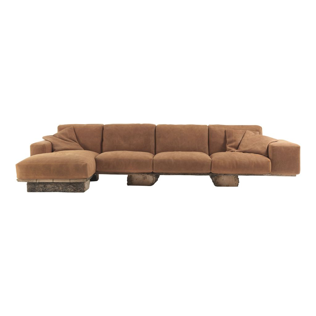 2 Seater Sofa And Armchairs Leather Corner High Back The Berbena Collection Including A 3
