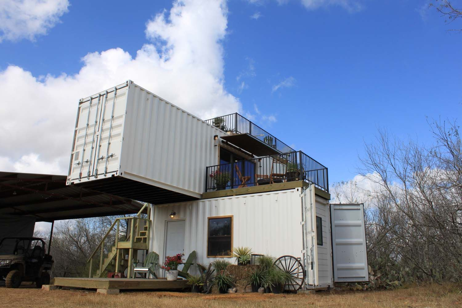 Backcountry Container Homes Container house, House