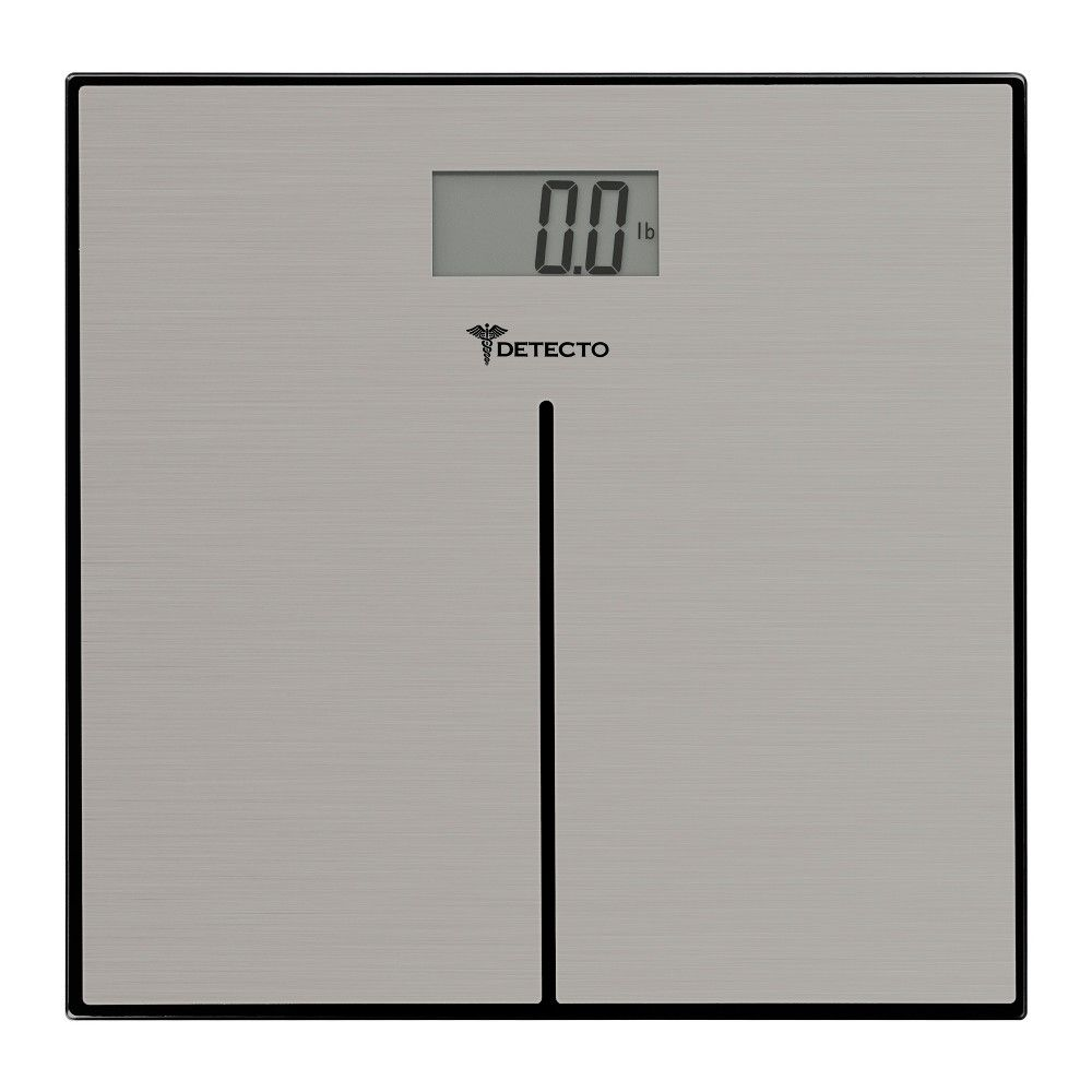 Clear Glass Digital Bathroom Scale Clear Escali Adult Unisex Silver Clear Glass Digital Scale Scale
