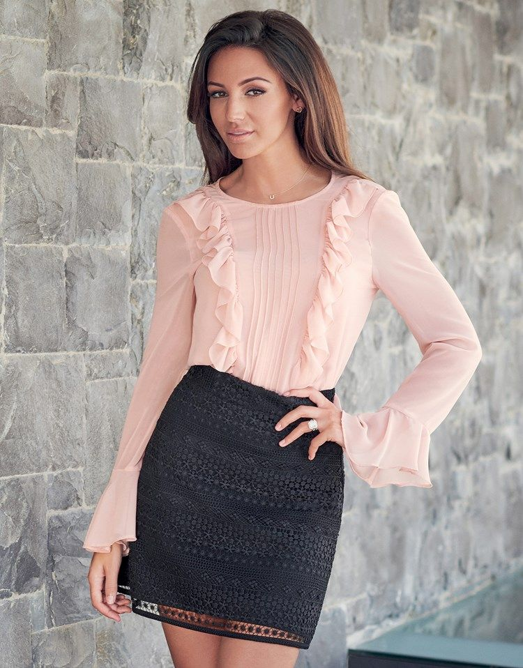 Lipsy Love Michelle Keegan Lace Skirt | FASHION Wardrobe to buy ...