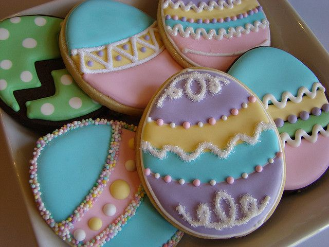 Christmas Cake Icing Recipe No Eggs: Easter Cookies, Easter