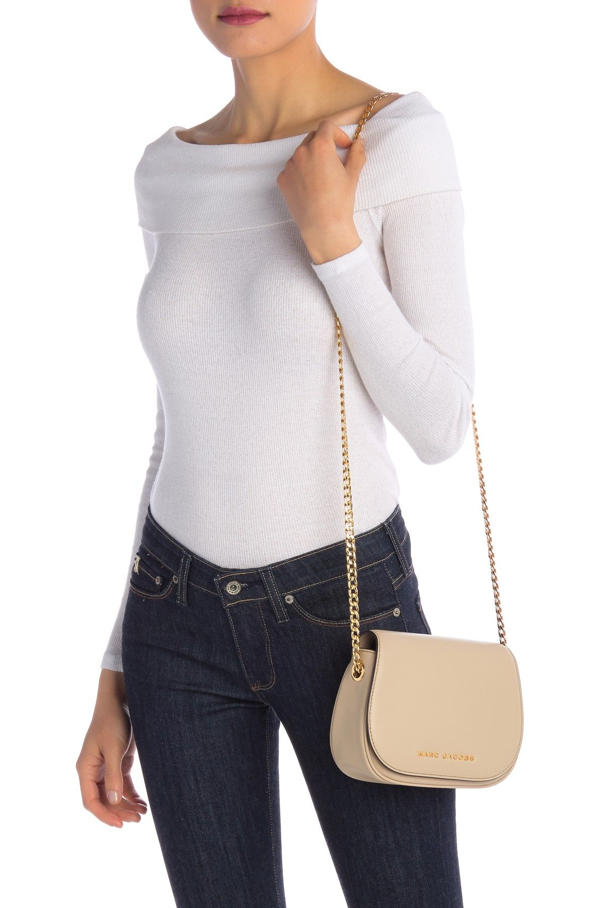 Marc Jacobs | Avenue Leather Crossbody | Marc jacobs