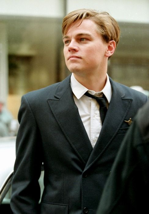 Catch Me If You Can Leonardo Dicaprio Leonardo Dicaprio