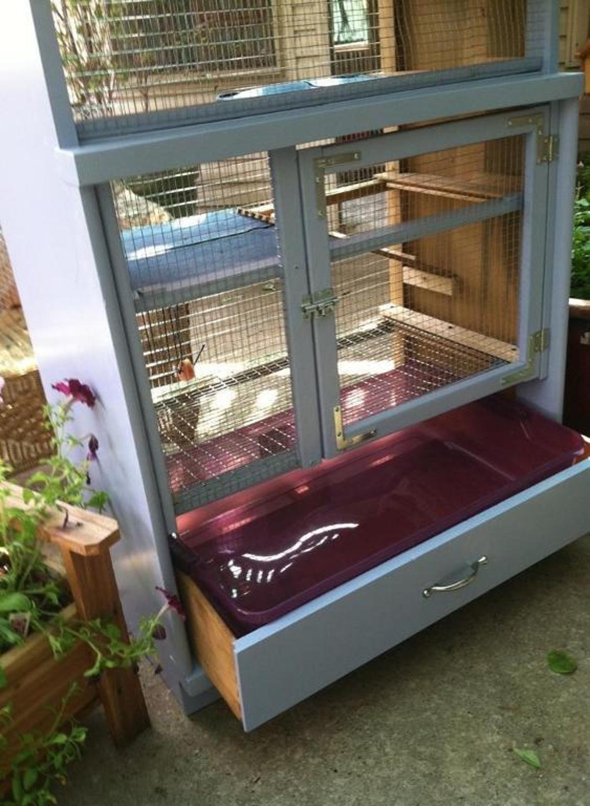 Pin on Rabbit cage