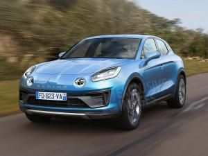 The Alpine Suv Is Coming Renaults Sports Car Brand To Follow The Money Off Road アルピーヌ スーパーカー 山口百恵