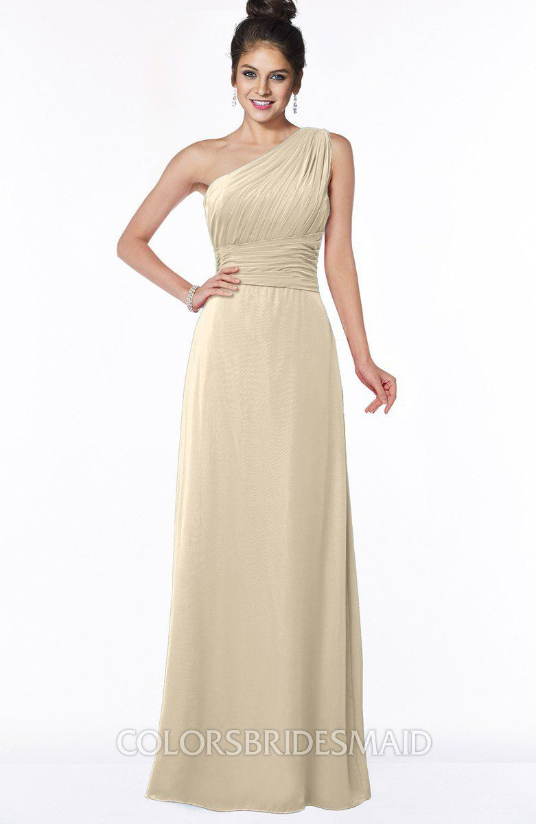 Colsbm adalyn champagne bridesmaid dresses one day my vision