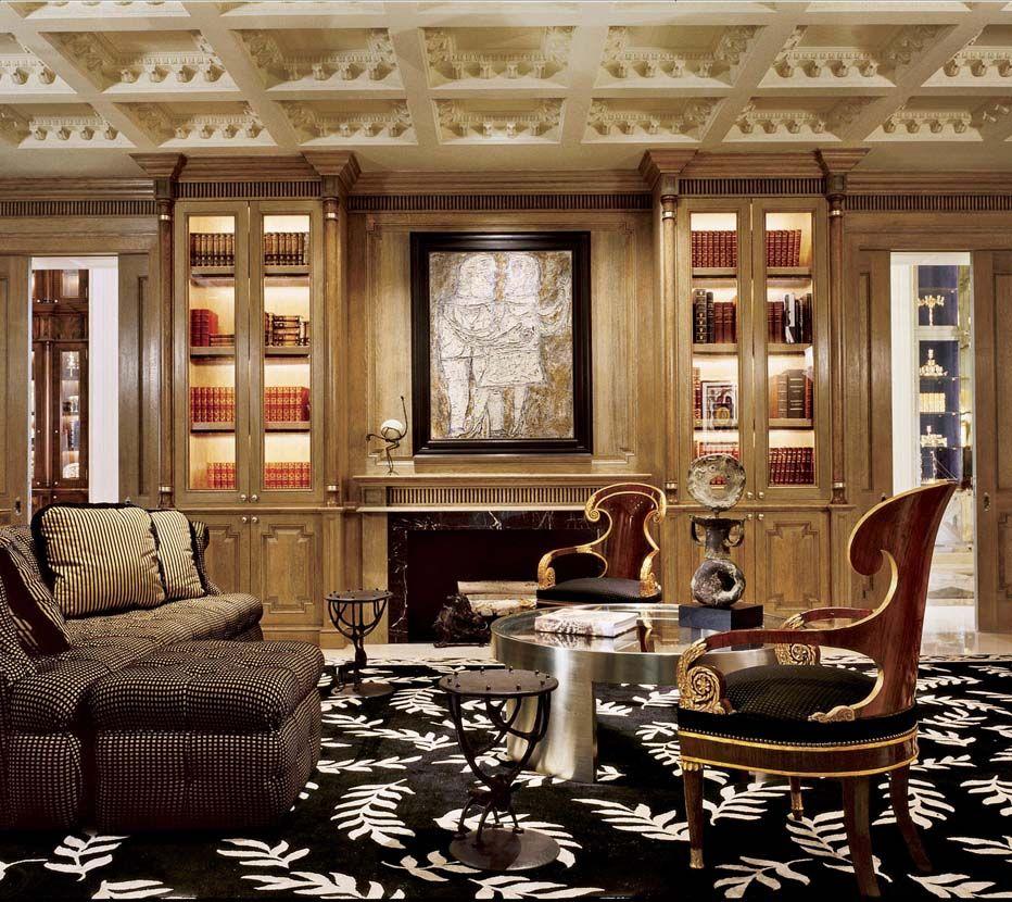 Geoffrey Bradfield | Luxury Interior Design | A Columbus Chateau