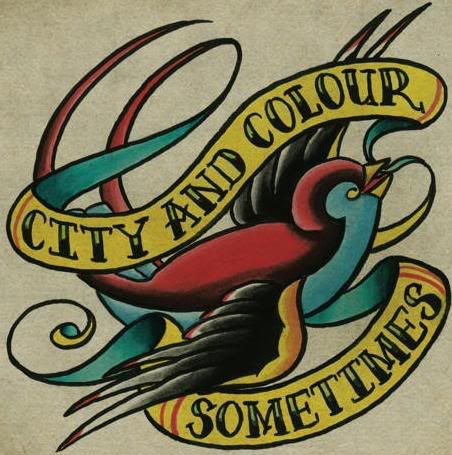 Tattoos City And Colour Dallas Green City And Colour Albums