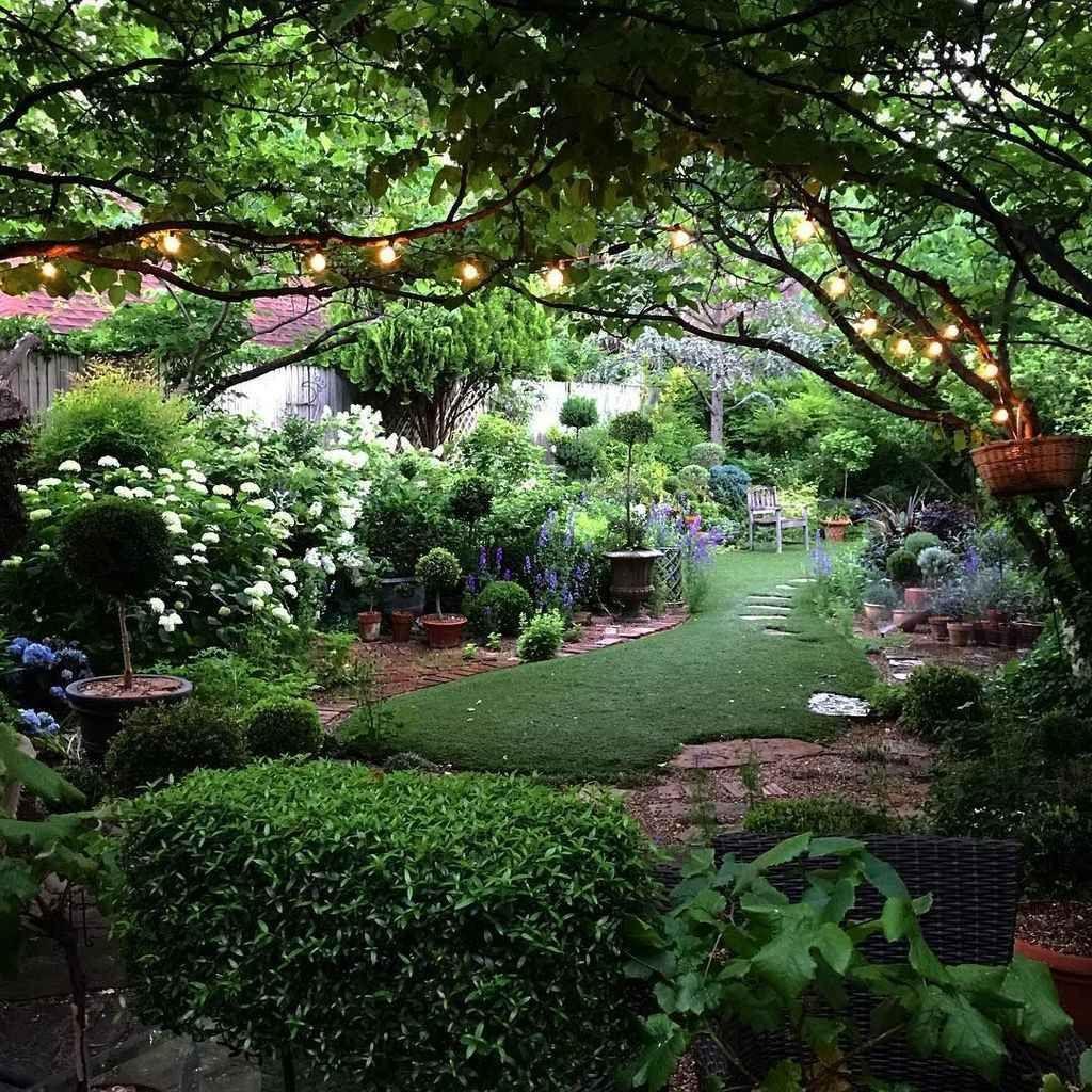 Garden Ideas Designs And Inspiration: 95 Stunning Small Cottage Garden Ideas For Backyard