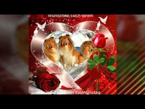 Zum Valentinstag Wunsche Ich Euch Alles Liebe Youtube Liebe