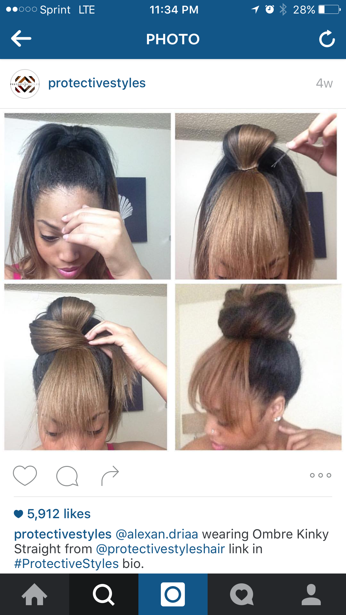 Pin de Shuandrekia Butler en Hair Heaven | Pinterest