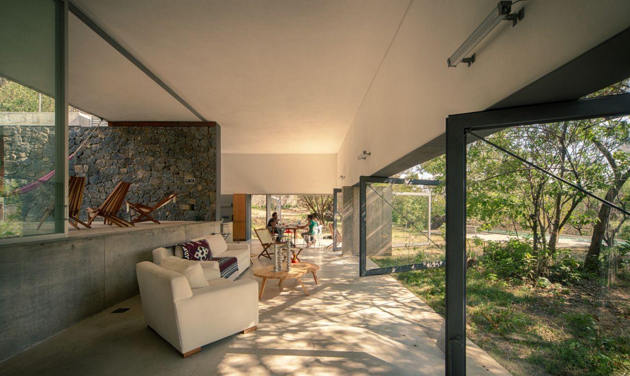 thedesigndad:  Casa Meztitla / EDAA