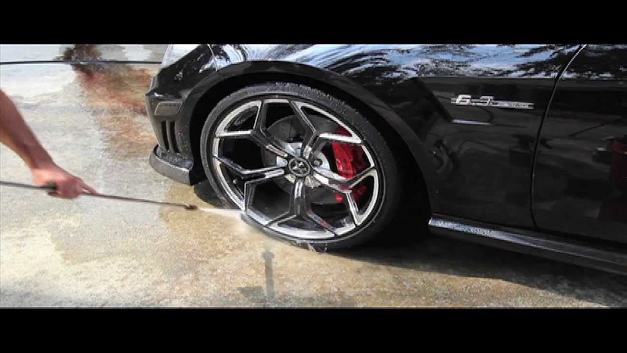 How to Safely Clean Your Wheels with Atlanta Car Detailer