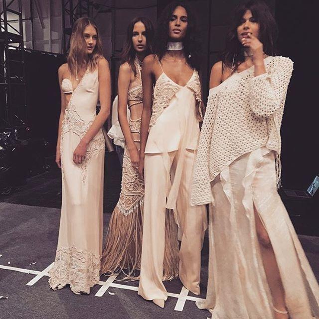 Beauty Fashion Group: WEBSTA @ Luxyfashion - @jonathansimkhai Killed It!!