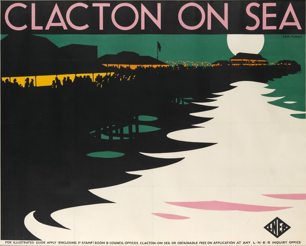 Mablethorpe And Sutton On Sea Railway Vintage Retro Oldschool Good Price Poster