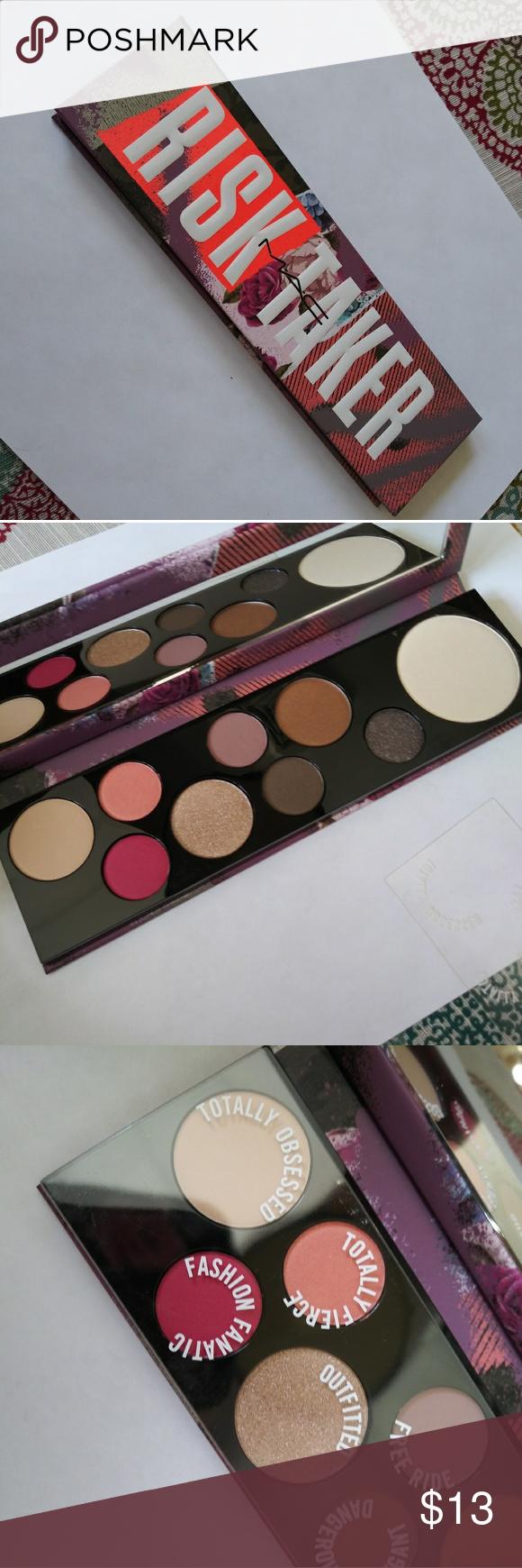 NWT MAC Cosmetics Risk Taker Eyeshadow Palette This MAC