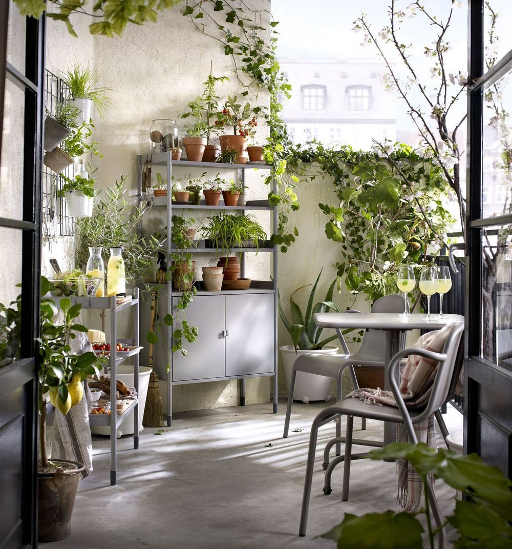 Ikea terraza 2017 | My blog | Pinterest | Ikea, Terrazas y Balcones
