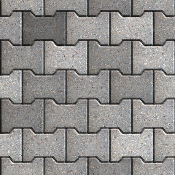 Paving Slabs Seamless Tileable Texture Paving Slabs Exterior